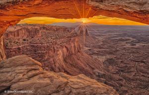 Mesa Dawn