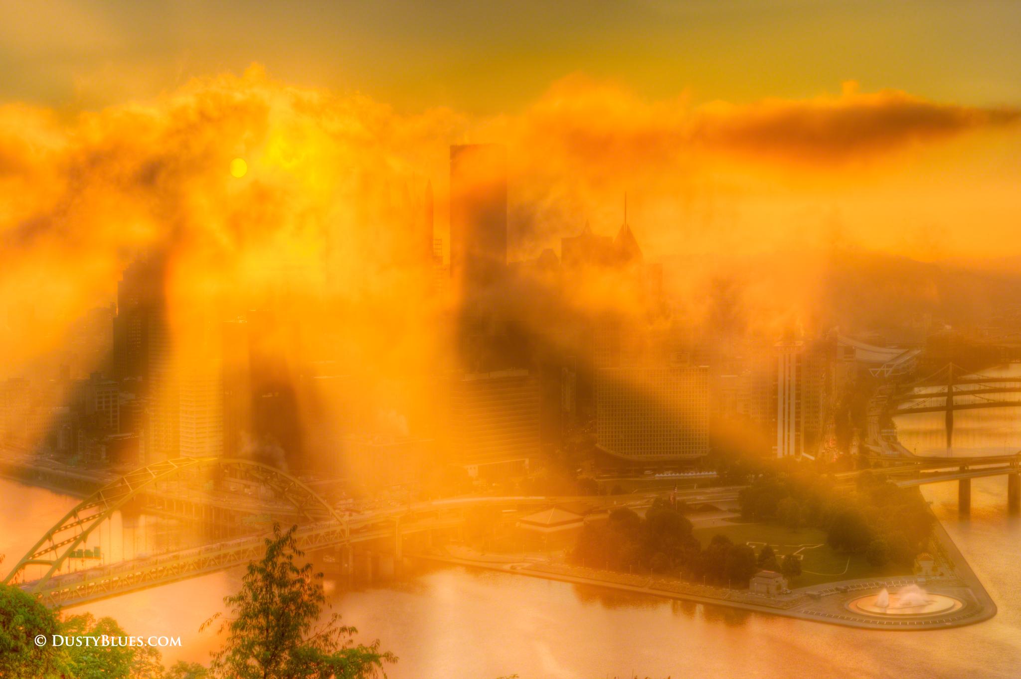 Unique Sunrise