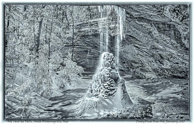 Icy Grandeur