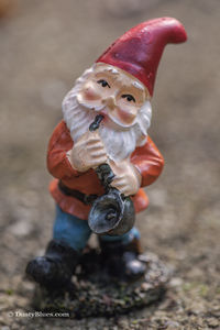 A Gnome in Time print