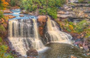Blackwater Falls print