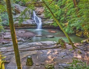 Cedar Falls Landscape print