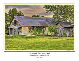 Hopson Dawn print