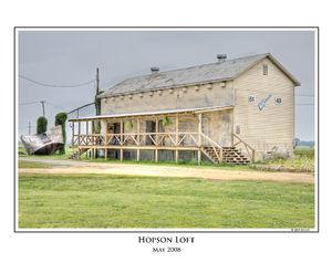 Hopson Loft print