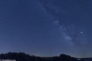 Summer Milky Way print