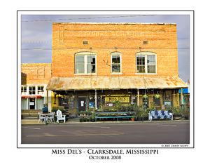 Miss Dels print