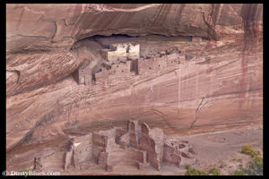 Navajo White House print