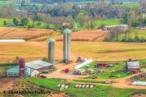 PA Farm II print