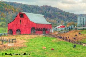 PA Farm print