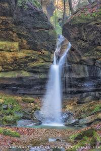 Ferrous Falls print