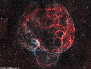 Spaghetti Nebula print
