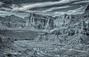 Spiritual-Desert print