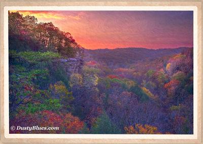 Fall Dawn Impression