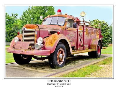 Delta Firetruck