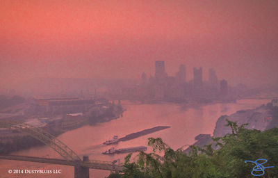 DustyBlues, Pittsburgh, Shrouded, Head Waters, Ohio River