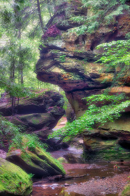 Art gallery in hocking hills, crystal falls hocking hills, hocking hills photo prints, logan ohio gallery, Sphinx, Sphinx Head, Hocking Hills Photography