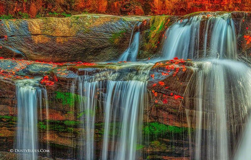 Cascade Falls print