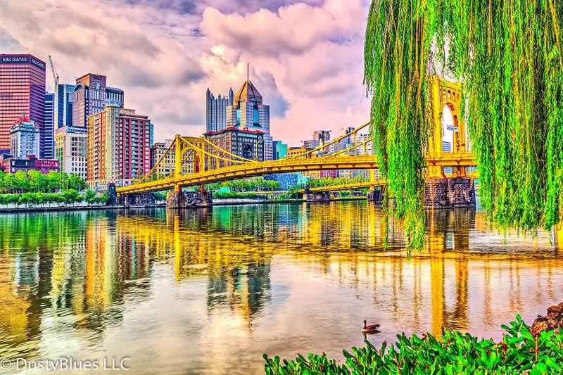 Pittsburgh005 print