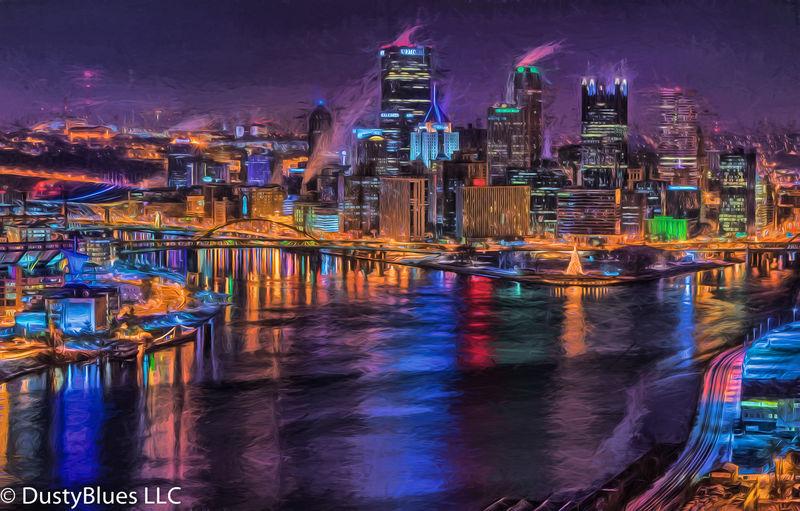 Pittsburgh007 print
