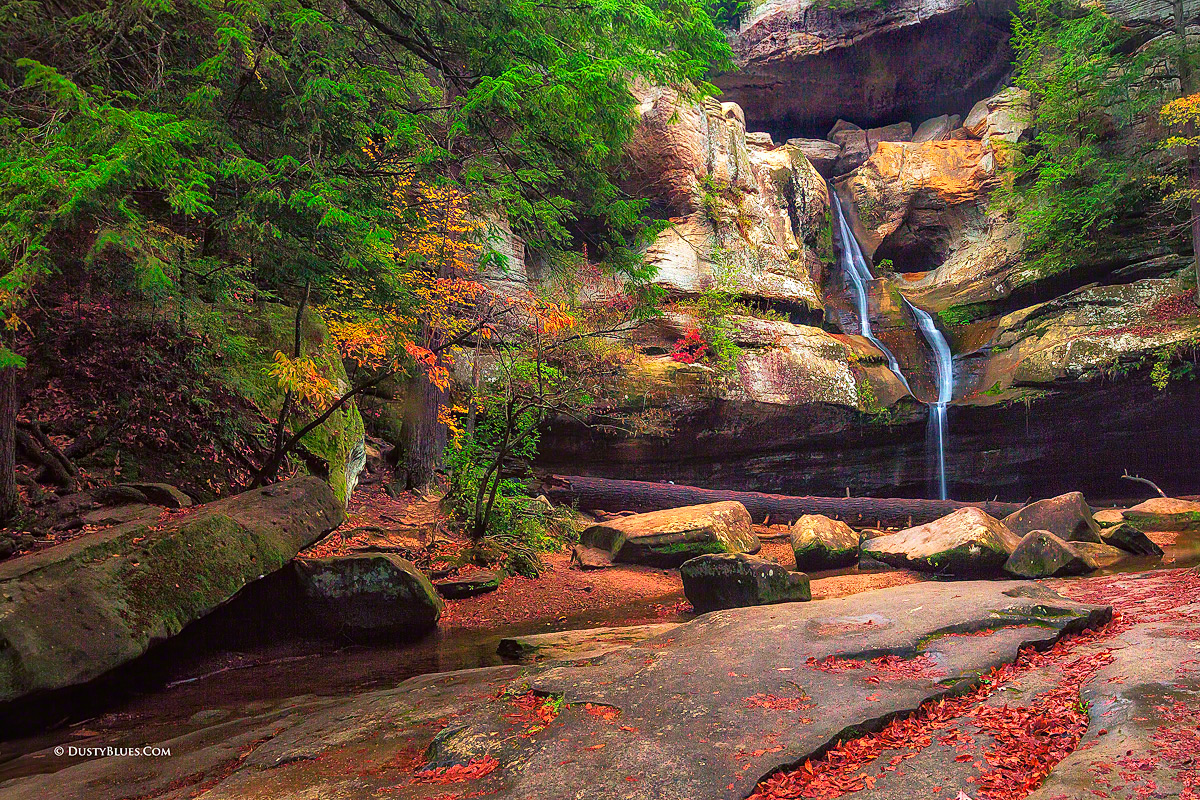 Hocking Hills Fine Art Photography, DustyBlues, photo