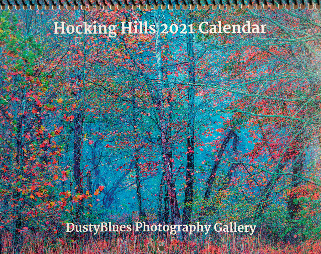 2021 DustyBlues Calendar