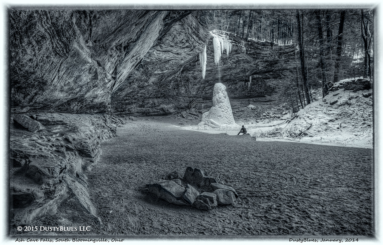 Water Falls, Hocking Hills, Old Man's Cave, Pittsburgh Photographer, Pittsburgh Photography, Pittsburgh Fine Art Photography, Blues Photography, Fine Art Photography, Black and White Photography , photo