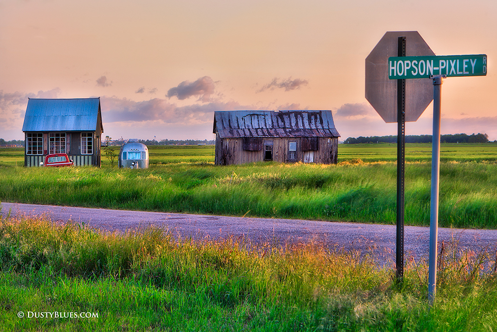 Dawn at Hopson Pixley
