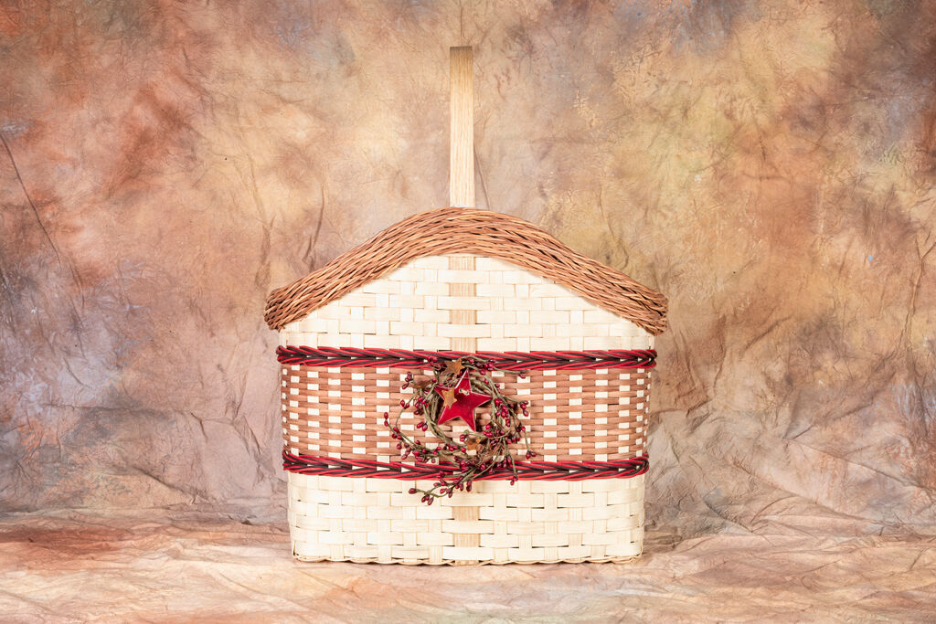 Classic Locally made Woven Baskets