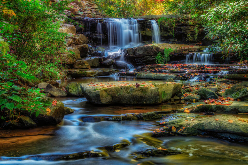 Rockie Falls