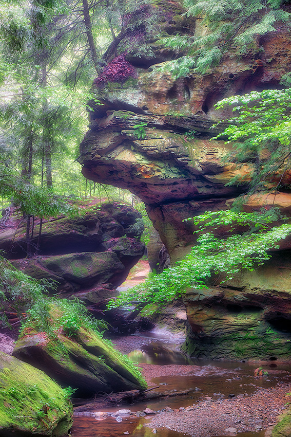 Art gallery in hocking hills, crystal falls hocking hills, hocking hills photo prints, logan ohio gallery, Sphinx, Sphinx Head, Hocking Hills Photography, photo